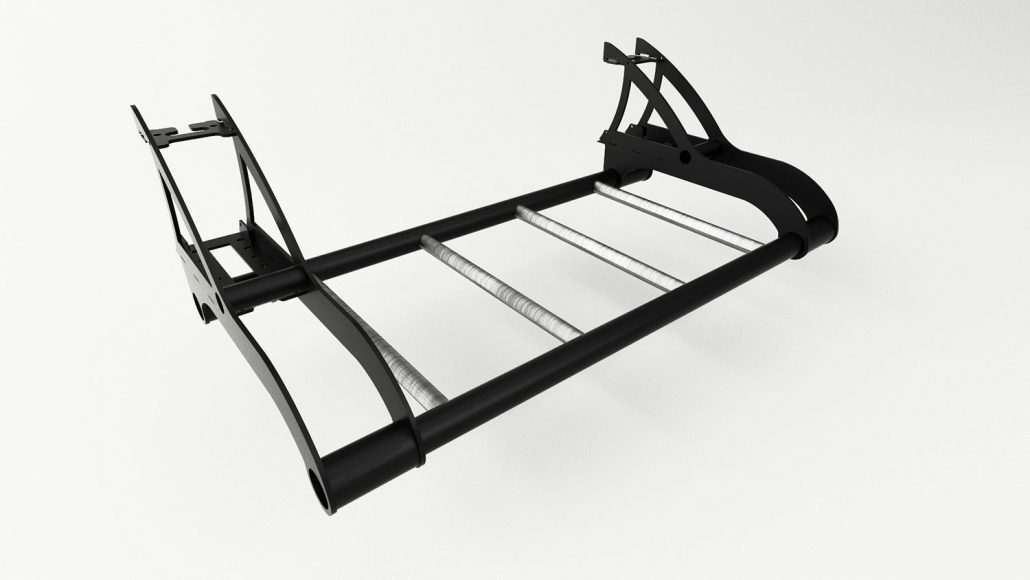Side Sky Gym Ladder