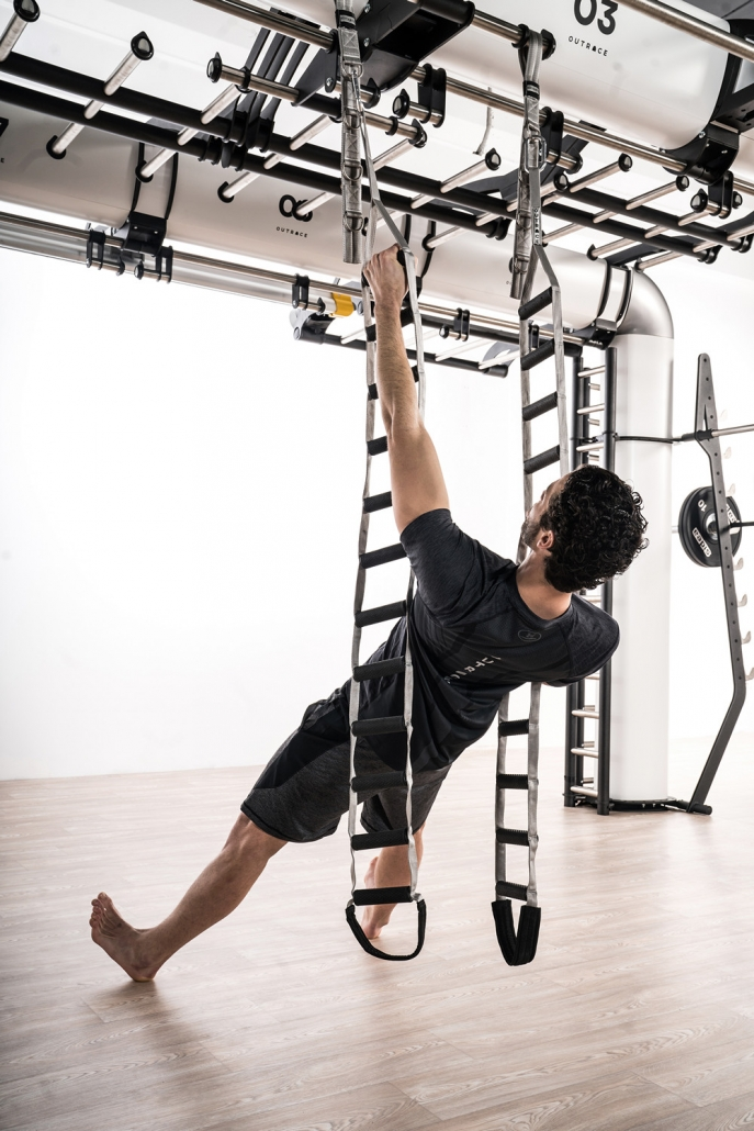 trainig ladder