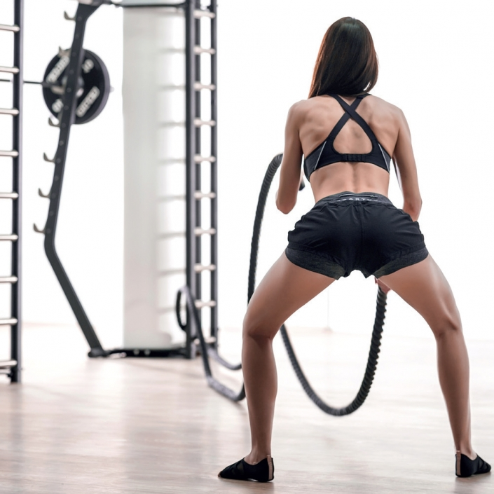 Easy Gym Rope
