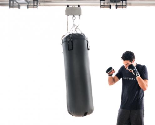 Punching Bag Block