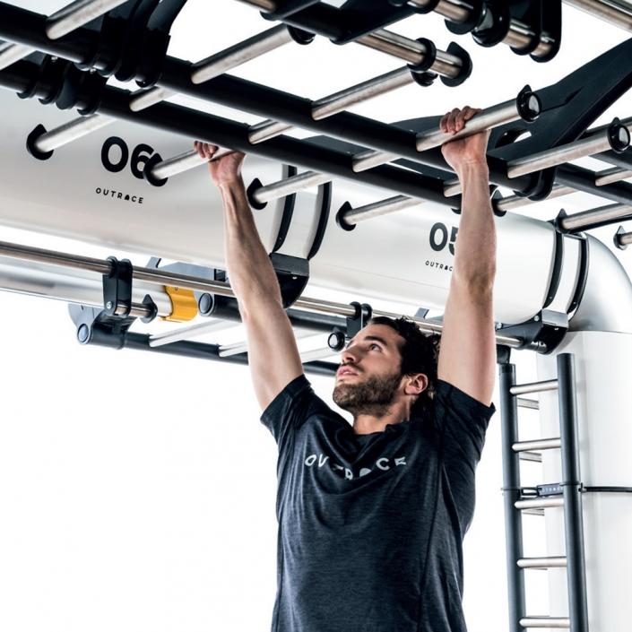 Sky Gym Ladder